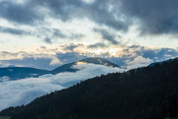 Amazing village photos and mountain landscapes. savsat, artvin  - turkey