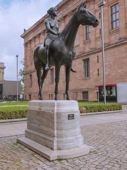 베를린의 아마존 동상