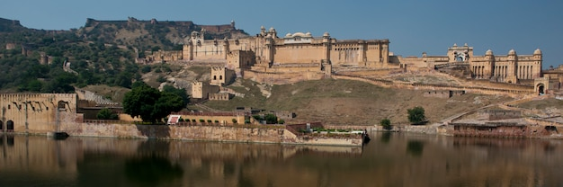 Amber fort near jaipur