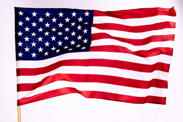 America flag background for memorial day or independence day.
