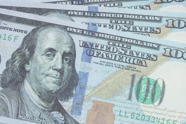 世界のアメリカのドル紙幣ビジネス金融シンボル