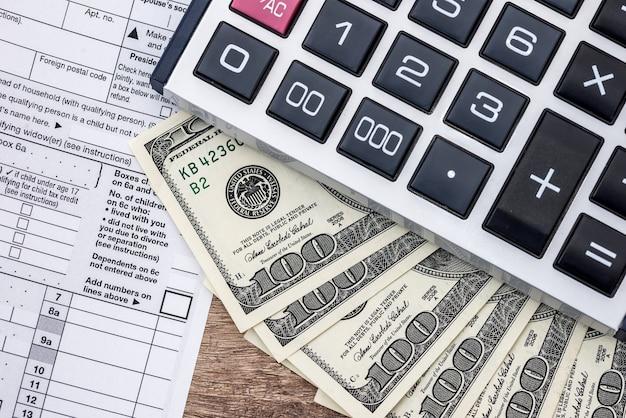 計算機税の概念と米ドル