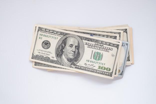 Фон банкноты доллара сша