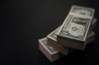 American dollars money