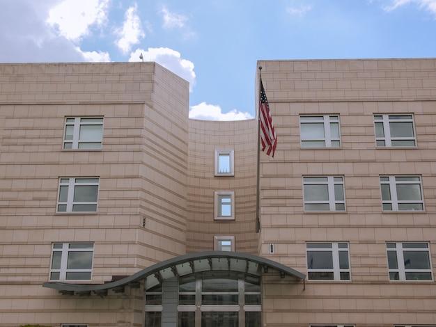 베를린 주재 미국 대사관