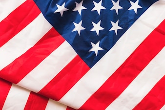 American flag background for independence day
