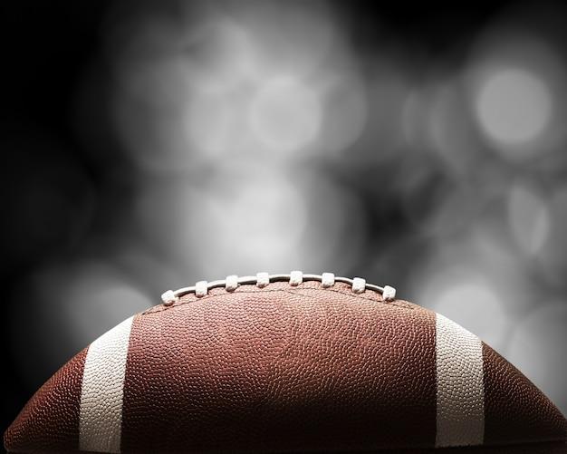 アメリカンフットボールのボール