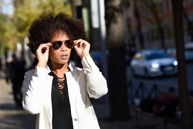 American hairstyle fresh ethnicity street