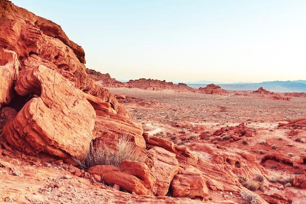 American landscapes Premium Photo