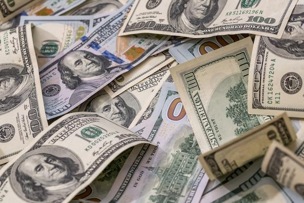 背景としてのアメリカの紙幣