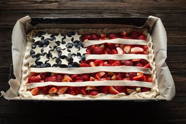 Американский пирог день независимости 4 июля.