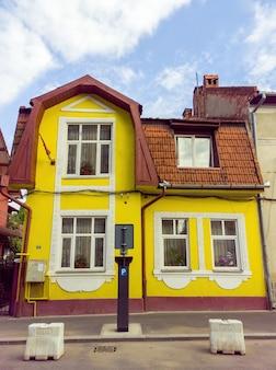 ルーマニア、クルージュナポカの古い住宅
