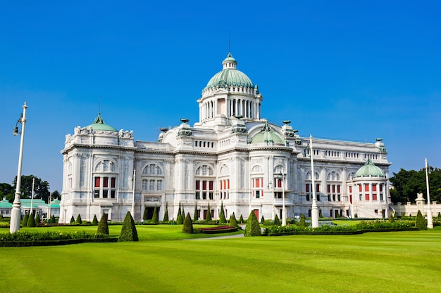 The ananta samakhom throne hall is a former reception hall within dusit palace in bangkok, thailand