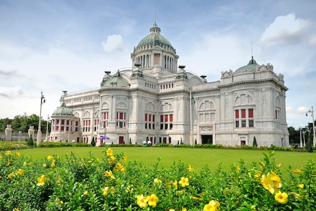 The ananta samakhom throne hall in thailand