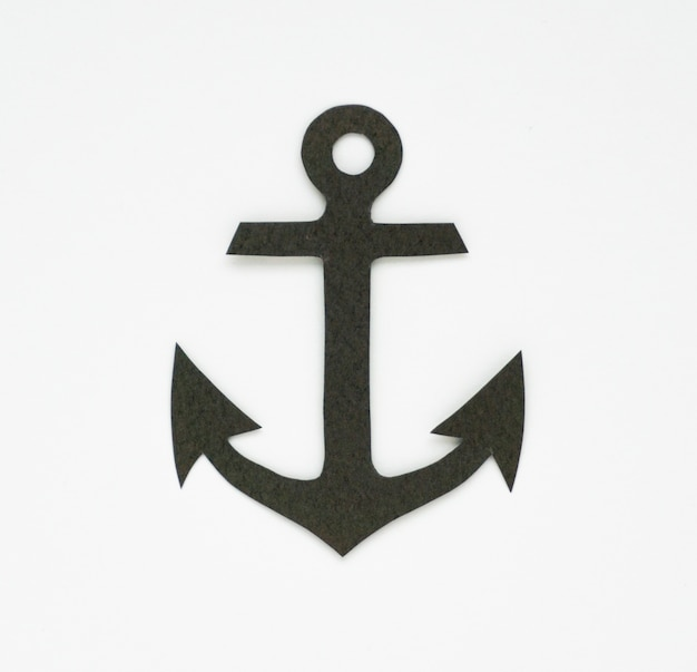 Anchor marine icon graphic symbol