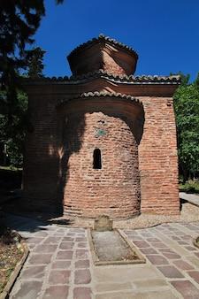 The ancient boyana church in sofia, bulgaria