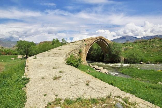 The ancient bridge in armenia