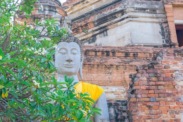 Древний город аюттхая таиланд