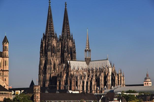 독일의 고대 쾰른 대성당