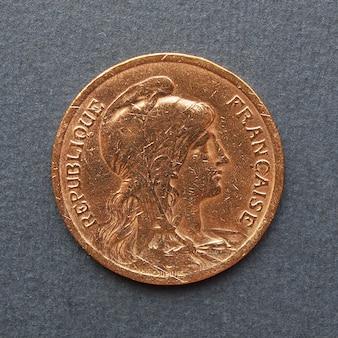 古フランス語コイン