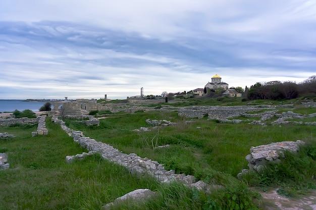 체르소네소스 크림, 세바스토폴의 고대 그리스 유적,