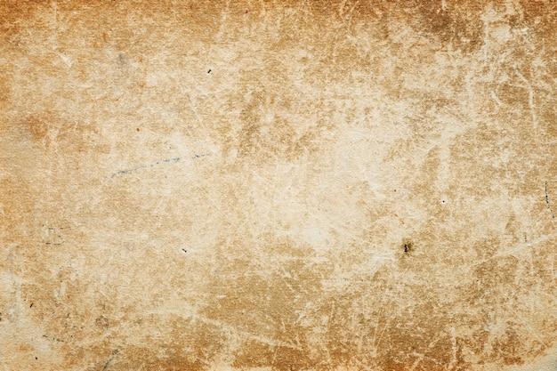 古代グランジ段ボールの詳細な背景