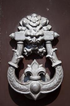 Ancient italian door knocker
