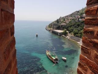 アラニヤ、トルコの古代の港