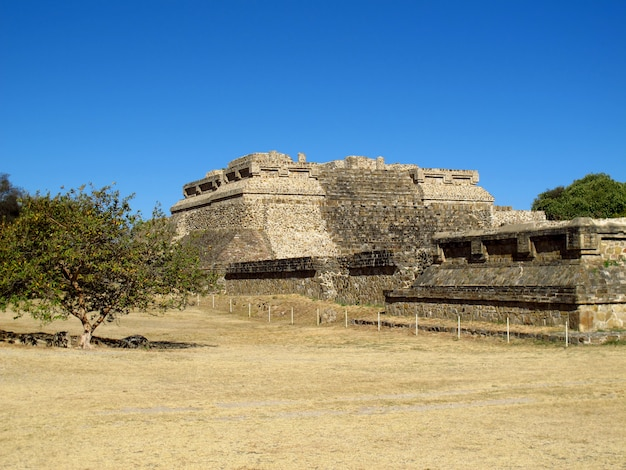 サポテック、モンテアルバン、メキシコの古代遺跡