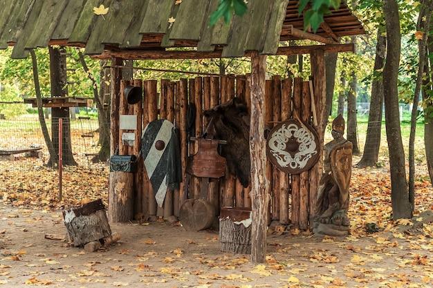 Древнее оружие средневековья