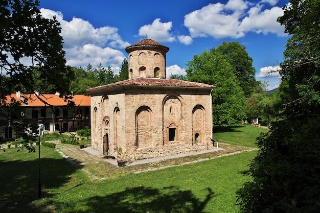 The ancient zemen monastery in bulgaria
