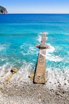 Andratx camp de mar in mallorca balearic islands