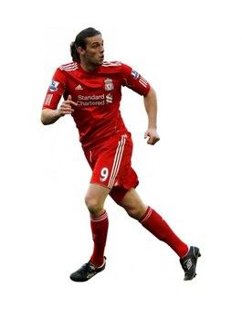 Andy Carrol , Liverpool Premier league