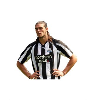 Andy Carrol , Newcastle Premier league
