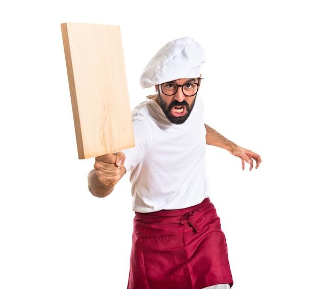 Сердитый шеф-повар