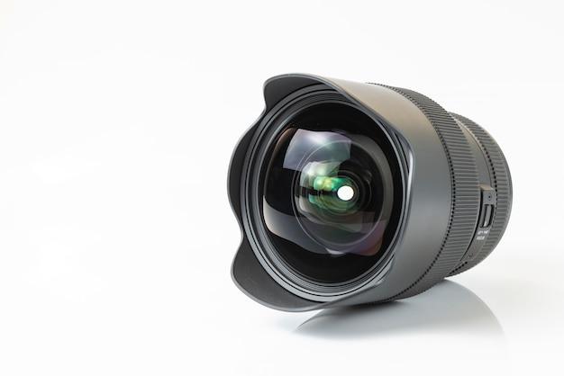 Angular lens for camera 14-24 mm.