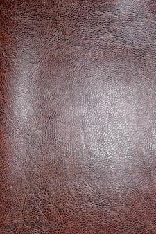 動物の茶色の革の背景
