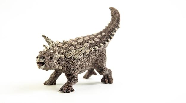 Ankylosauru, dinosaur.