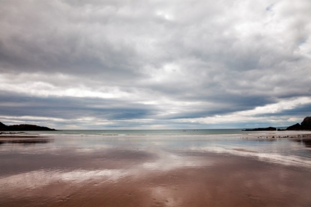 Annestown пляже