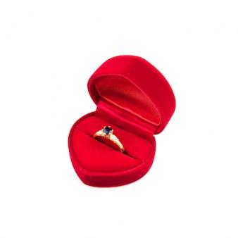 Anniversary decoration background valentine red