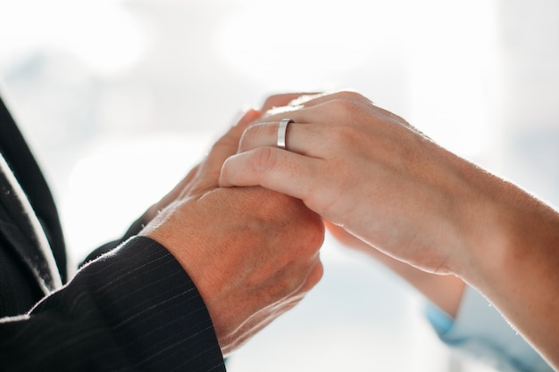 Anniversary partnership support married couple