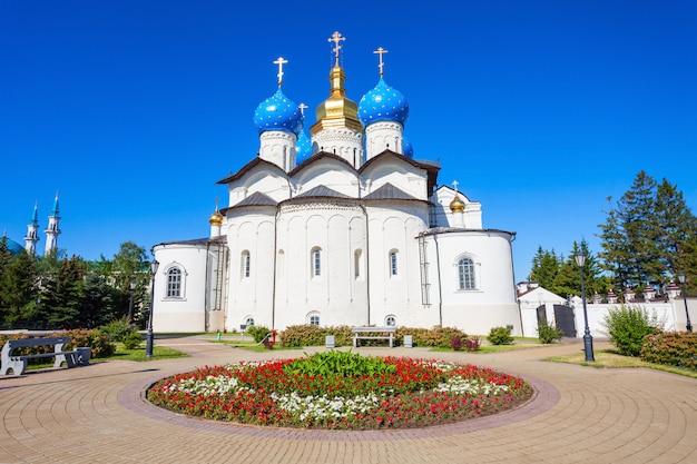 Annunciation cathedral, kazan kremlin