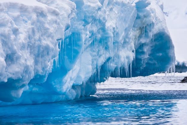 남극 빙하