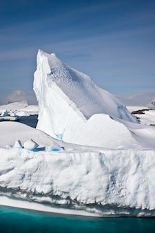 Антарктический ледник