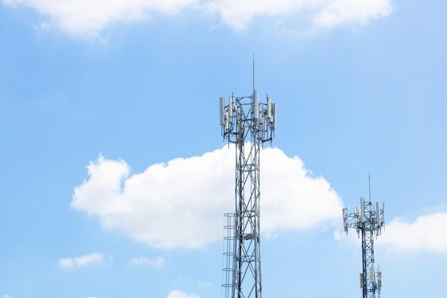 Antenna boardcast signal telecommunication