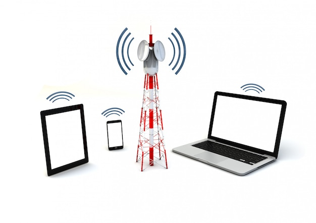 Antenna and mobile devices