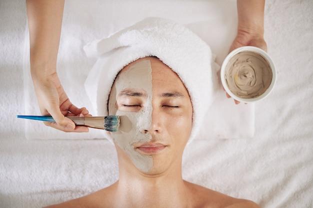 Anti-aging clay mask