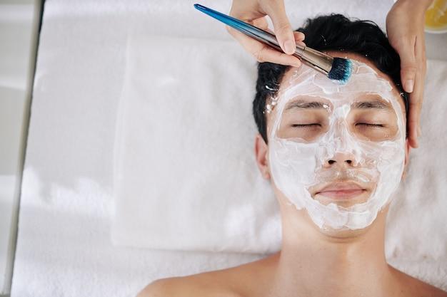 Anti-aging fask mask