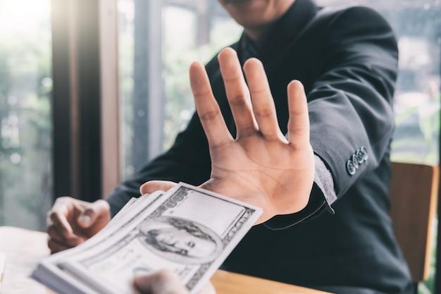 Anti bribery and anti corruption concepts