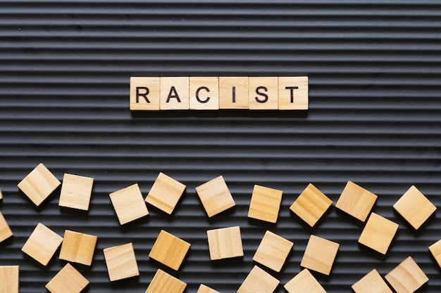 Anti-racist statements in the event that a black person was attacked